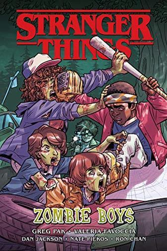 Stranger Things: Zombie Boys
