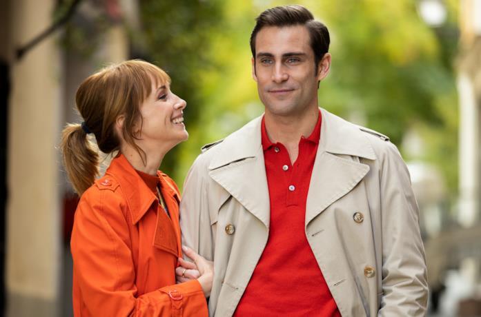 Maria e Pablo a passeggio