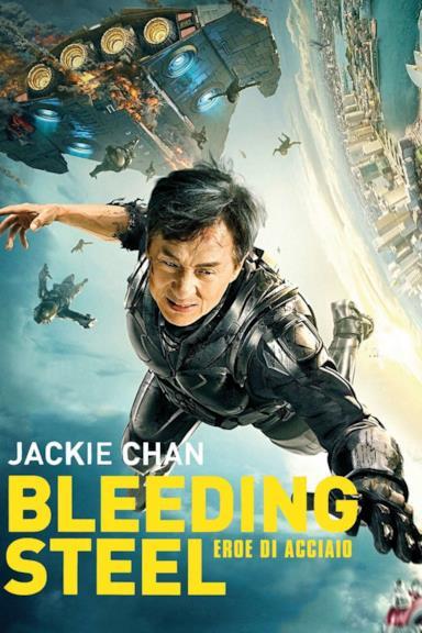 Poster Bleeding Steel - Eroe di acciaio