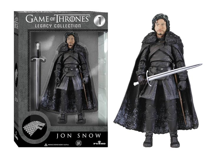 Immagine di Jon Snow Action Figure