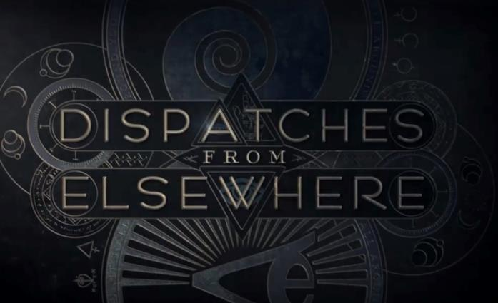 Dispatches from Elsewhere mostra il logo nel video promozionale