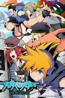 Poster The World Ends with You: The Animation