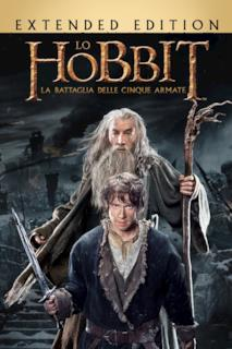Poster Lo Hobbit: La battaglia delle cinque armate