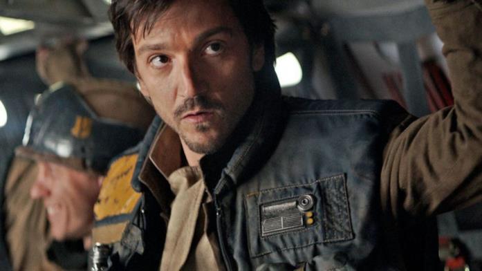 Cassian Andor interpretato da Diego Luna