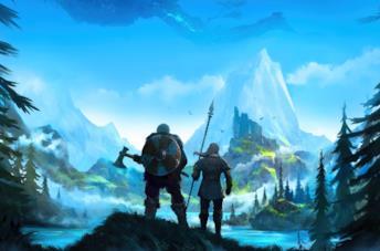 Valheim è disponibile in accesso anticipato su Steam