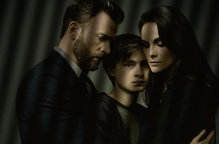 Il cast di In difesa di Jacob