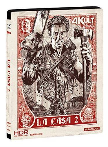 """La Casa 2 - """"4Kult"""" (4K+Br) + Card Numerata Ltd"""