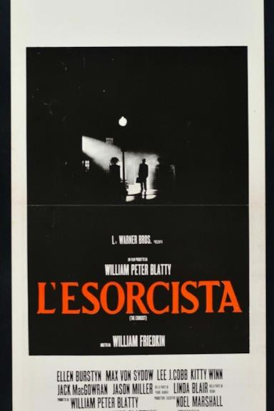 Poster L'esorcista