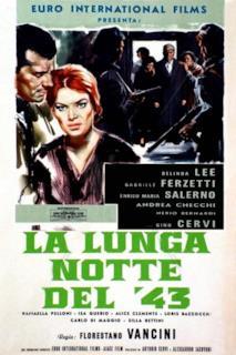 Poster La lunga notte del '43