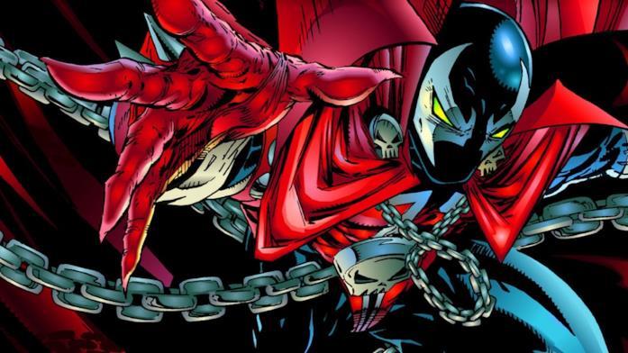 Spawn nei fumetti di Image Comics