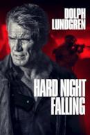 Poster Hard Night Falling