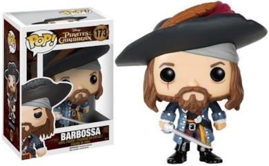 Funko - Disney - Barbossa