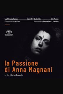 Poster La Passione di Anna Magnani