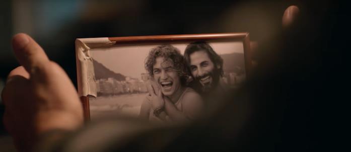 Flávio Tolezani e Gabriel Leone in DOM
