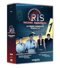 Ris Delitti Imperfetti: Collezione Completa Stagioni 1-5 (Box Set) (23 DVD)