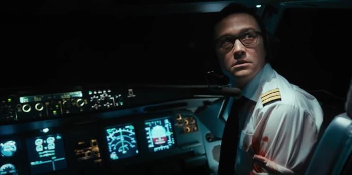 Joseph Gordon-Levitt in una scena di 7500