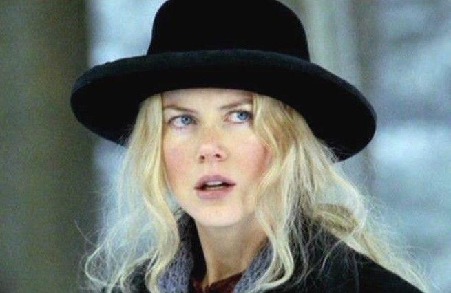 Nicole Kidman in una scena di Ritorno a Cold Mountain