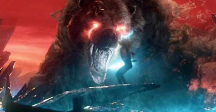 Le nuove immagini di New Mutants ci mostrano il Demon Bear in azione