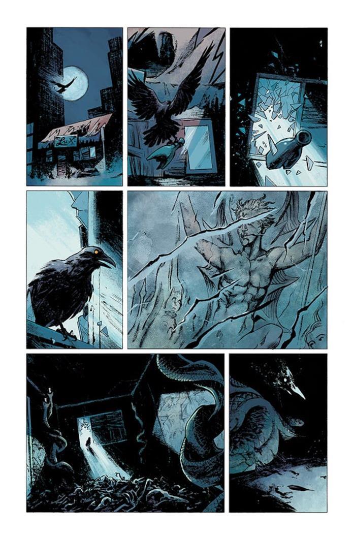 Tavola di Lucifer #1
