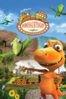 Poster Il treno dei Dinosauri