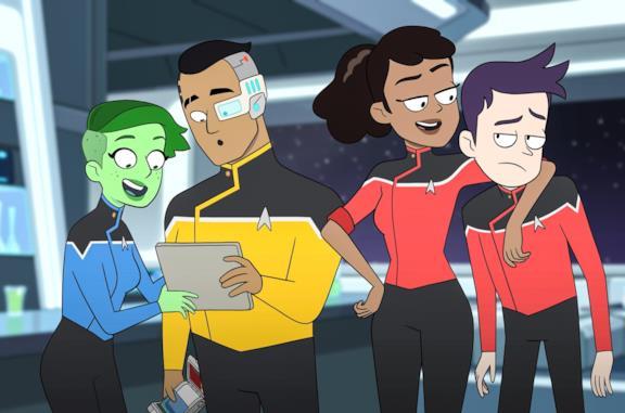 Star Trek: Lower Decks, ecco di cosa parla la serie animata