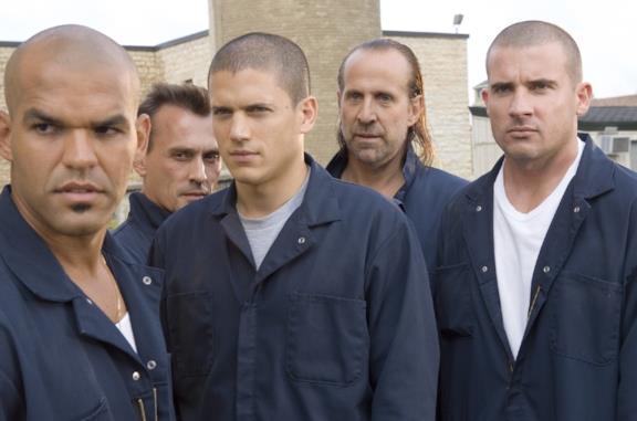 I protagonisti di Prison Break