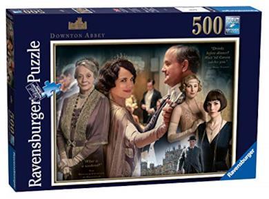 Ravensburger 16422 Downton Abbey Movie - Puzzle da 500 pezzi