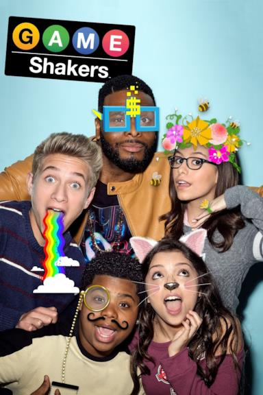 Poster Game Shakers