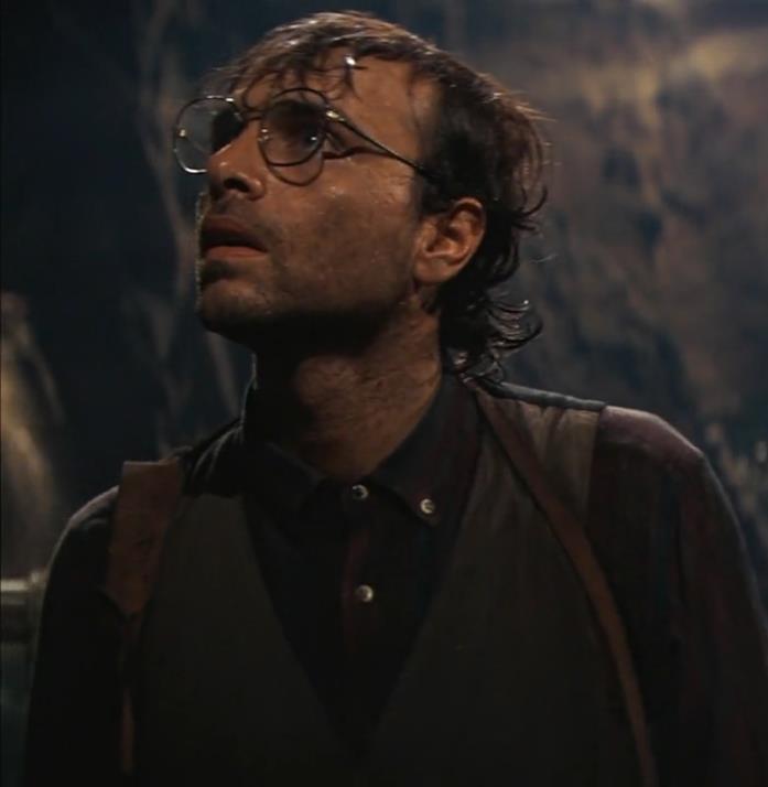 Francis Fratelli in una scena de I Goonies