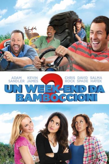 Poster Un weekend da bamboccioni 2
