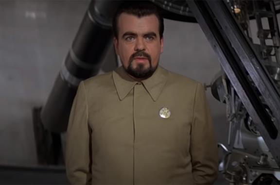 Michael Lonsdale è Hugo Drax in Moonraker - Operazione spazio