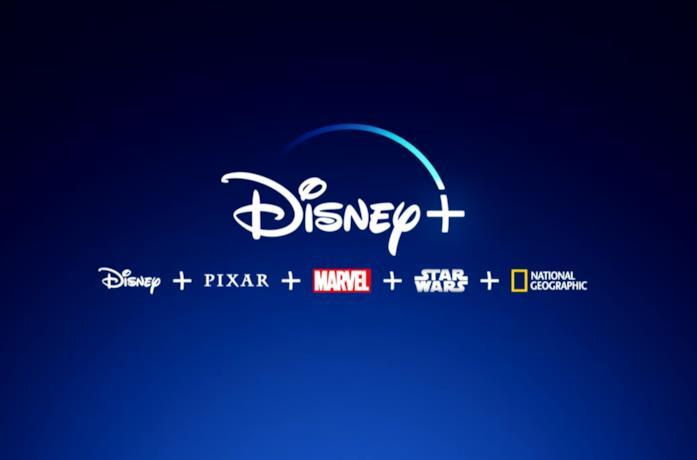 Il logo di Disney+