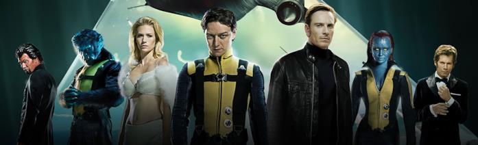 Xavier, Magneto,Bestia, Mystica e tutti gli altri eroi e villain di X-Men - L'inizio