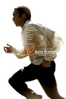Poster 12 anni schiavo