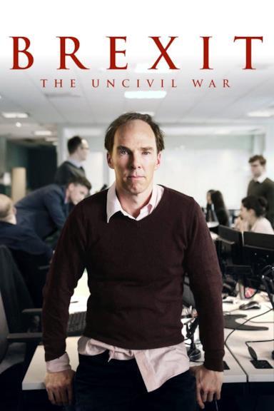 Poster Brexit: The Uncivil War