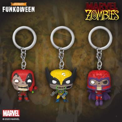 La collezione Marvel Zombies