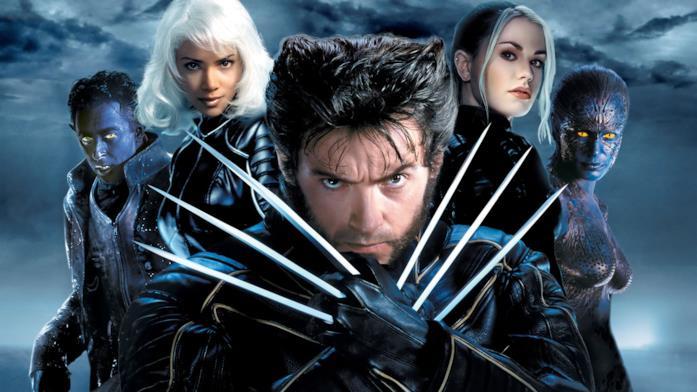 Wolverine insieme ad altri X-Men