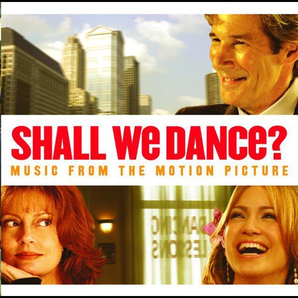 La colonna sonora di Shall we dance