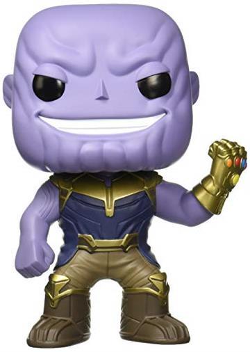 Funko- Avengers Infinity War-Thanos Exclusive Figurina, Multicolore, 28893