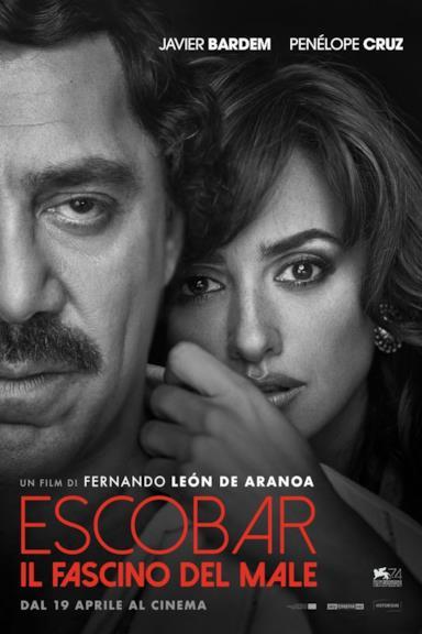 Poster Escobar - Il fascino del male