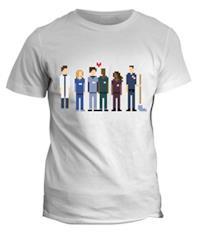 T-shirt Scrubs