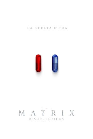 Poster Matrix Resurrections