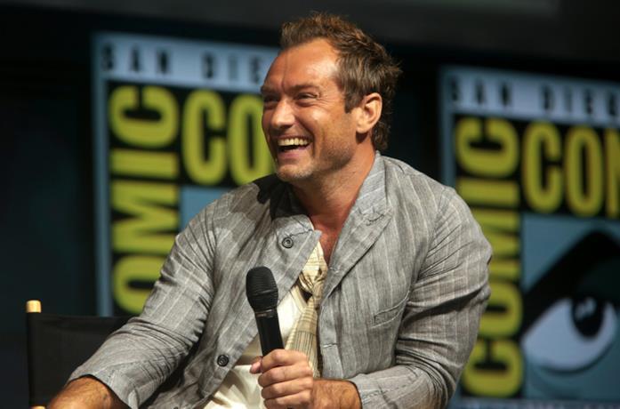 Jude Law al New York Comic-Con