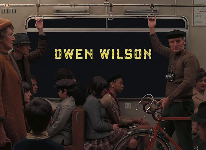 Owen Wilson nel cast di The French Dispatch