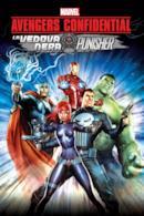 Poster Avengers Confidential: La Vedova Nera e Punisher