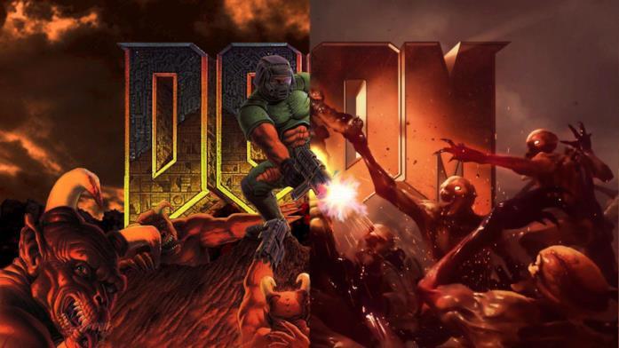 L'evoluzione di Doom