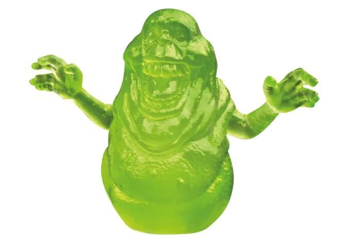 Il fantasma Slimer in versione giocattolo