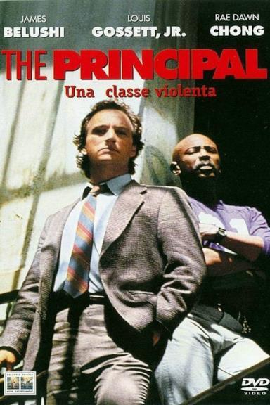 Poster The Principal - Una classe violenta