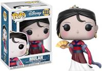 Funko- Pop Vinile Disney Personaggio Mulan (New), 9 cm, 21194