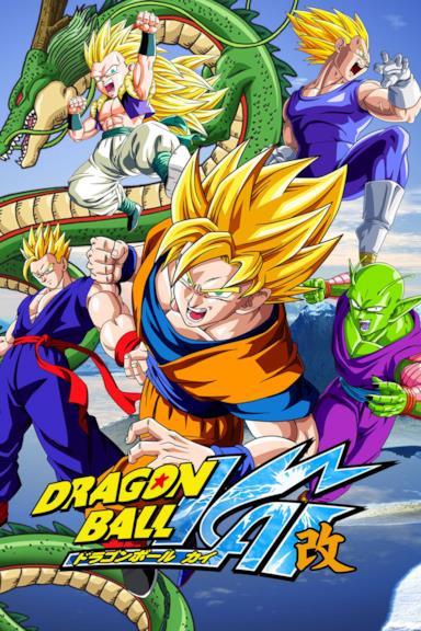 Poster Dragon Ball Kai